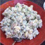 Red Potato Dill Salad